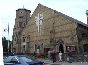St Barnabus Church, Bow