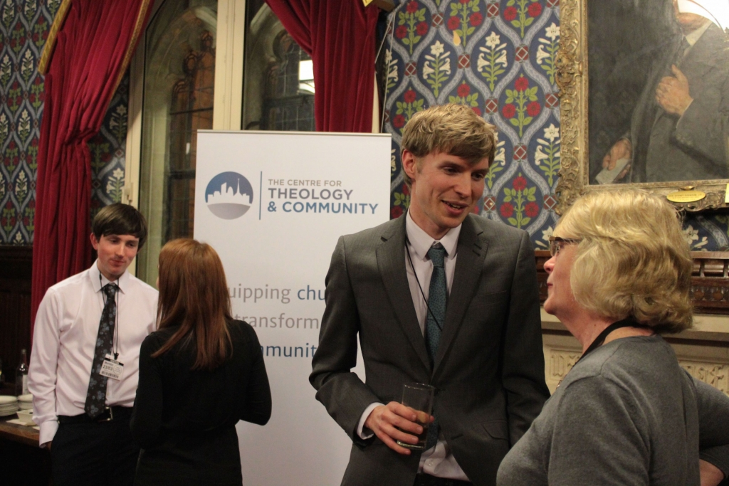 The Baroness Sherlock was among the parliamentarians supporting the event