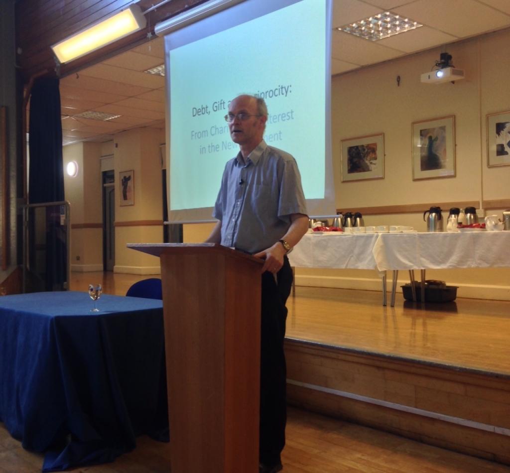 Prof John Barclay